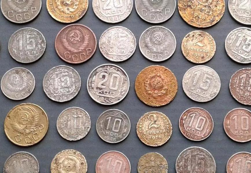 Какие монеты времен СССР можно продать дорого